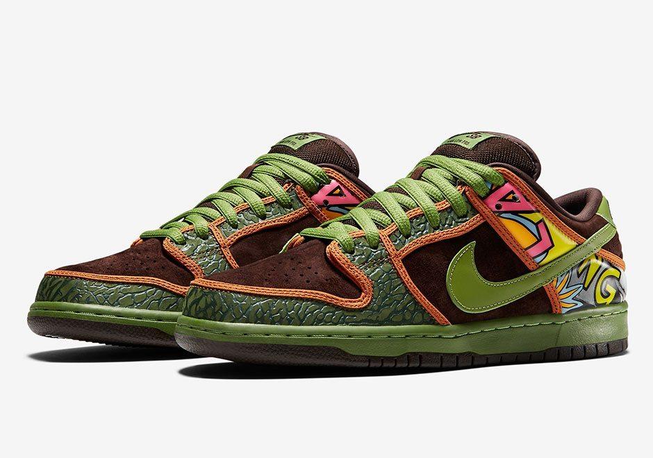 Nike SB Dunk Low De La Soul 1