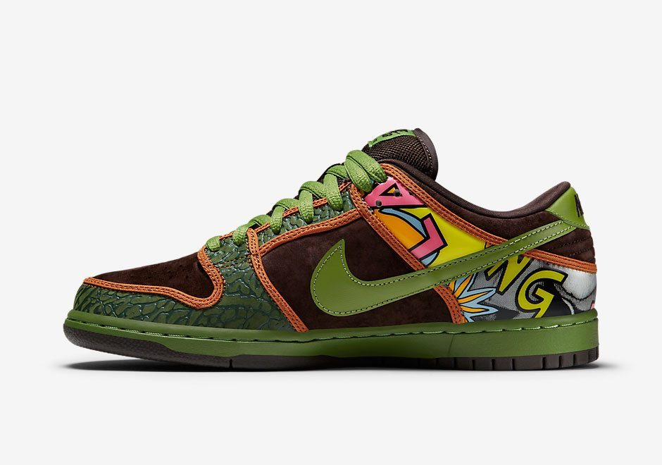 Nike SB Dunk Low De La Soul 2