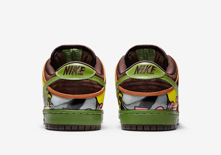 Nike SB Dunk Low De La Soul 4