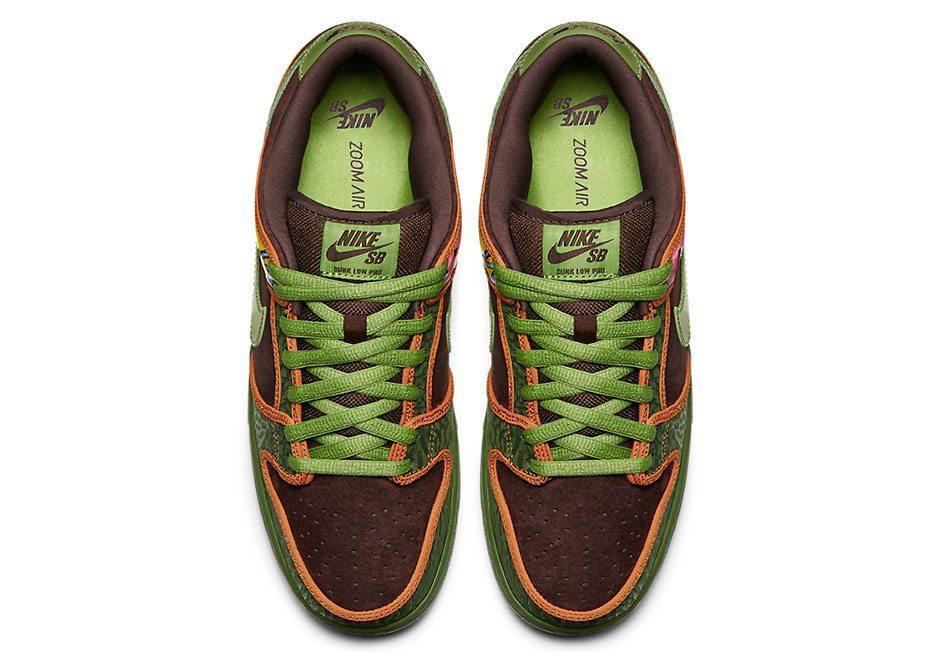 Nike SB Dunk Low De La Soul 5