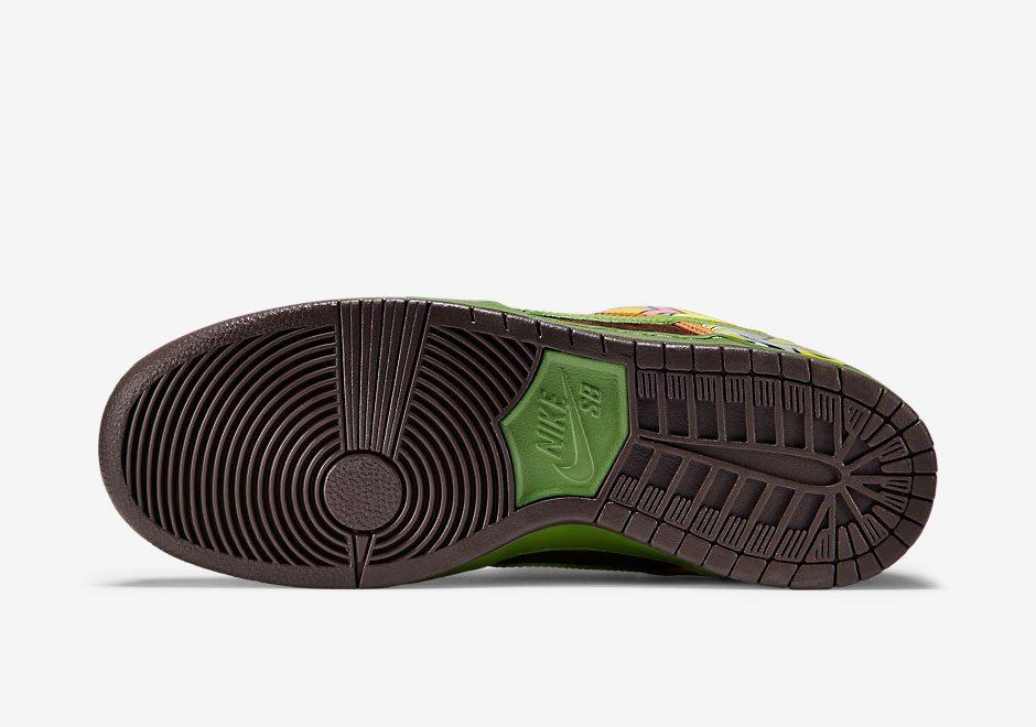 Nike SB Dunk Low De La Soul 6