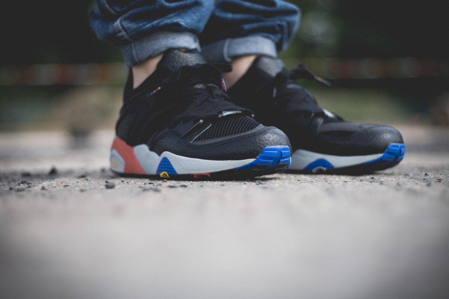 PUMA x ALIFE Blaze of Glory 4