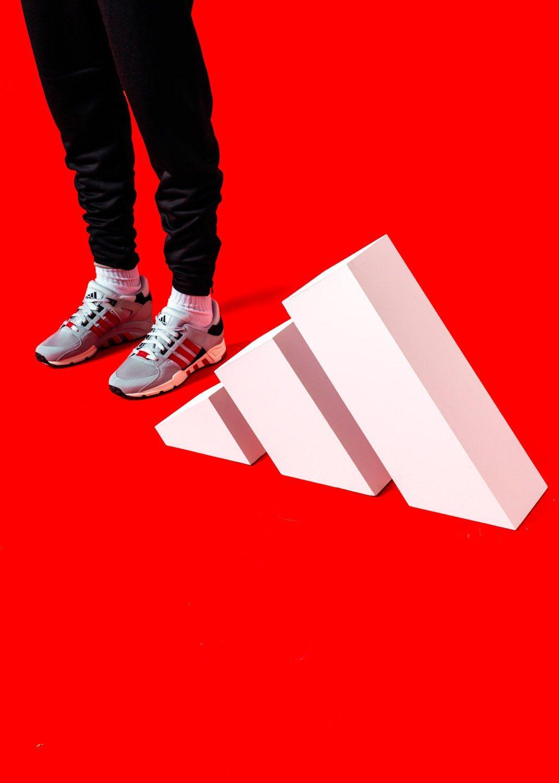 adidas Originals EQT Support 93 OG Scarlet 11