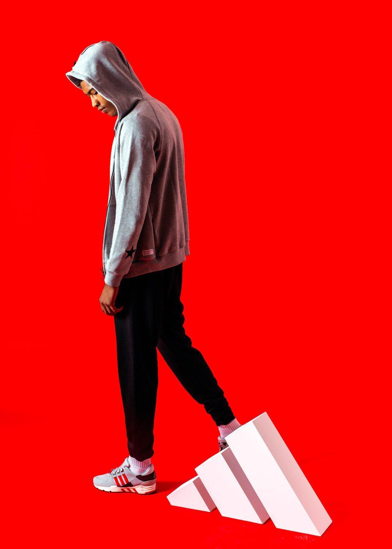 adidas Originals EQT Support 93 OG Scarlet 3