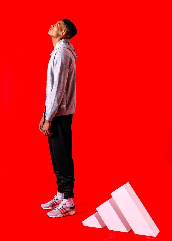 adidas Originals EQT Support 93 OG Scarlet 4