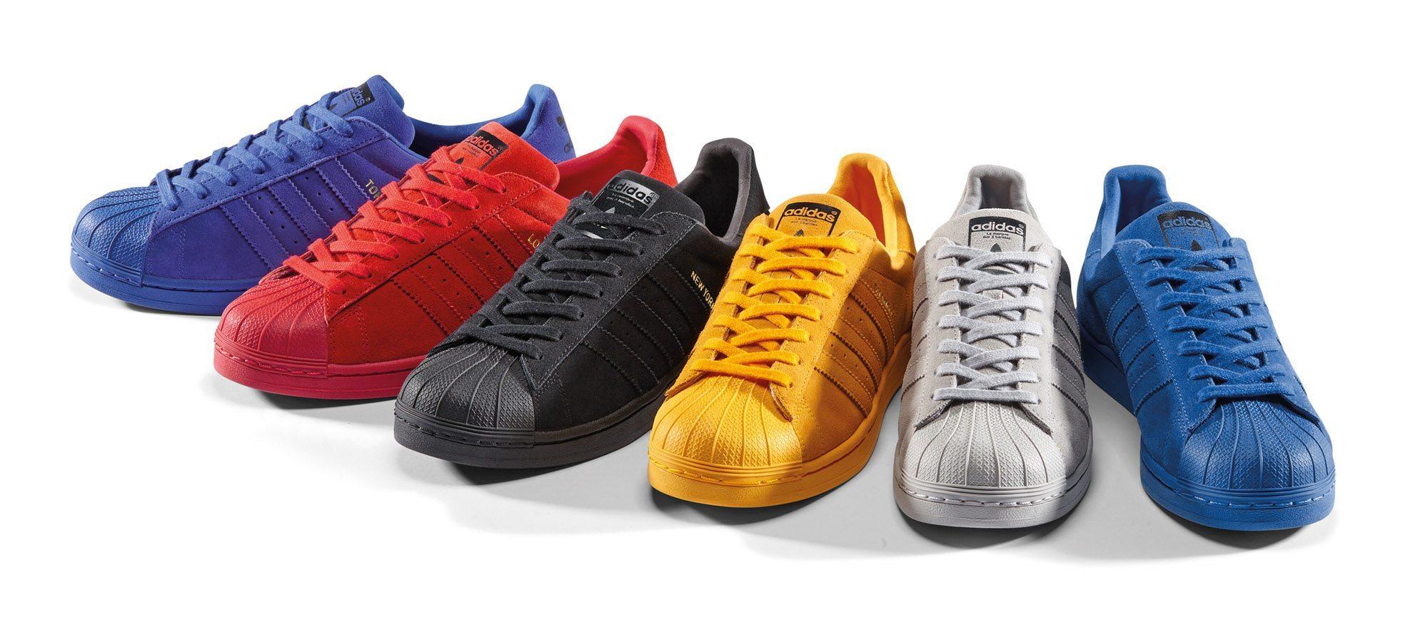 adidas Originals Superstar 80s City Series 1