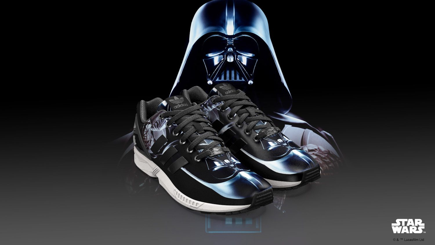 adidas Originals x Star Wars mi ZX FLUX 1