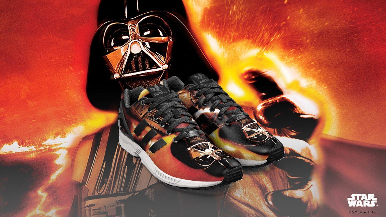 adidas Originals x Star Wars mi ZX FLUX 4