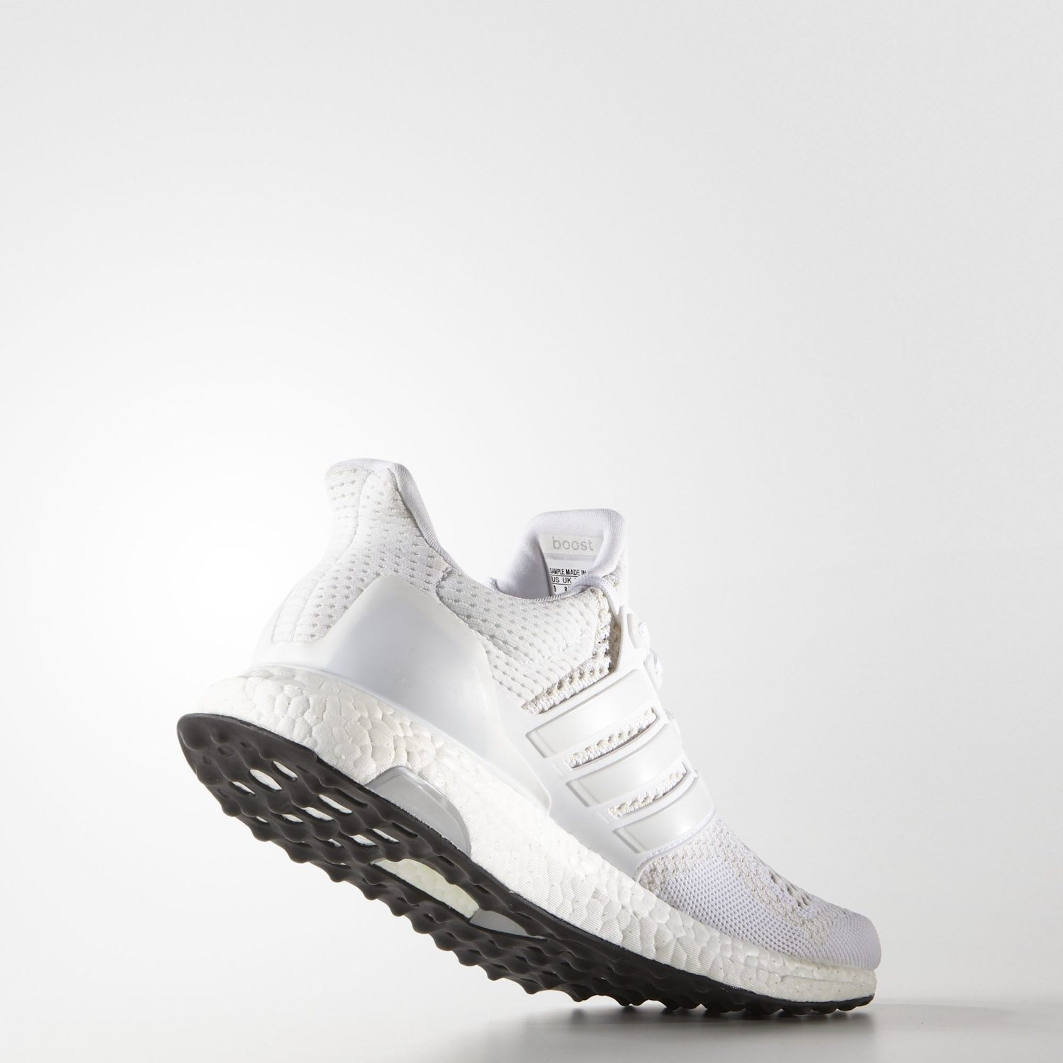 adidas Ultra BOOST All White 14