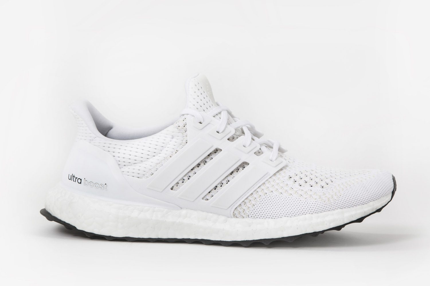 adidas Ultra BOOST All White 8