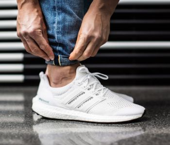 adidas Ultra Boost All White 1 350x300
