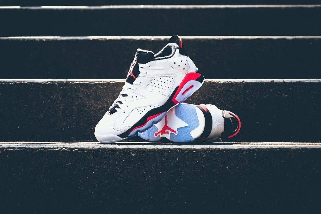 Air Jordan 6 Retro Low White Infrared 23 1