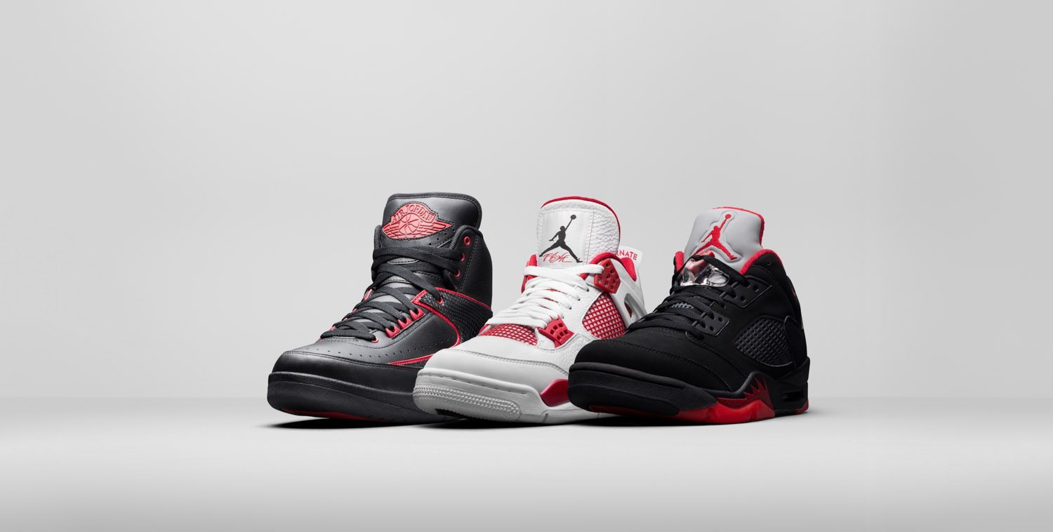 Air Jordan The Alternate Collection 19