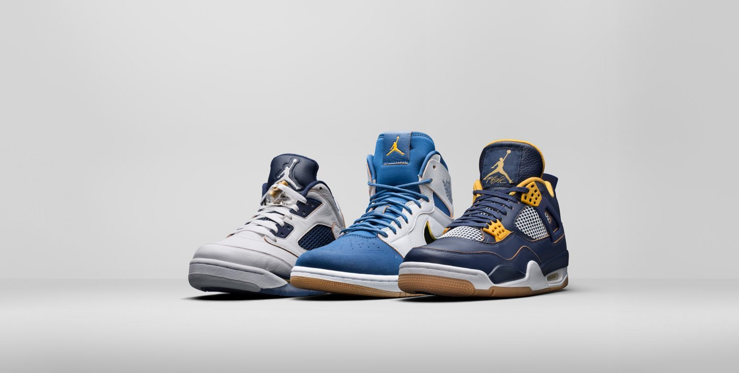 Air Jordan The Dunk From Above Collection 17