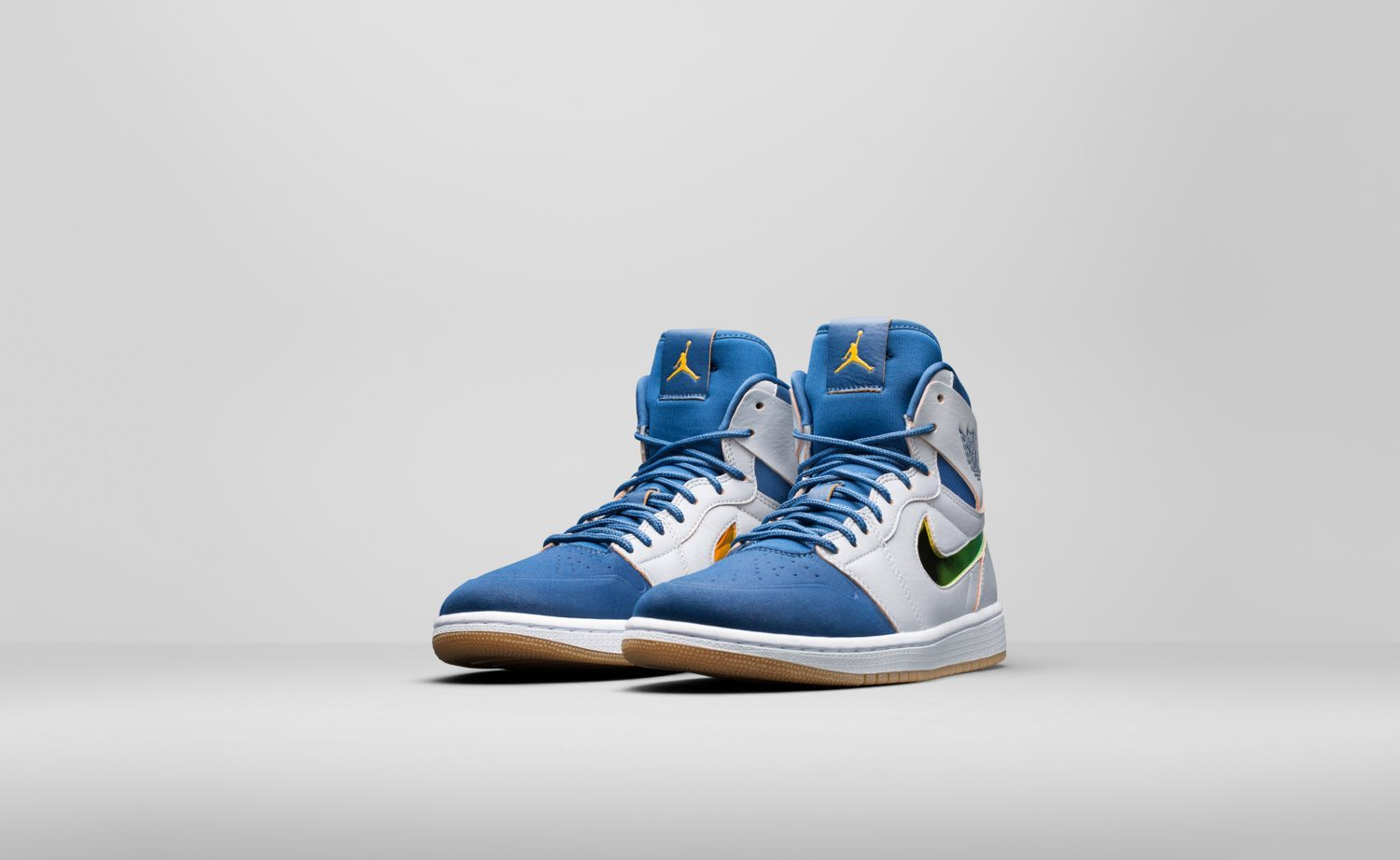 Air Jordan The Dunk From Above Collection 4