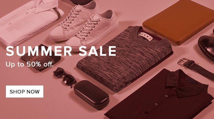 END Summer Sale 2015