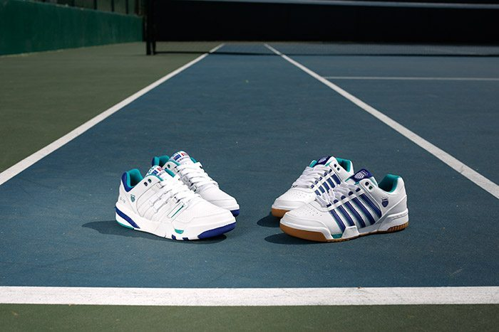 K Swiss The Majors Pack 1