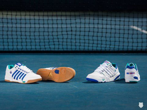 K Swiss The Majors Pack 11