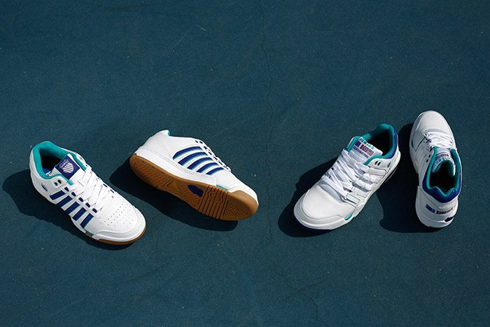 K Swiss The Majors Pack 4