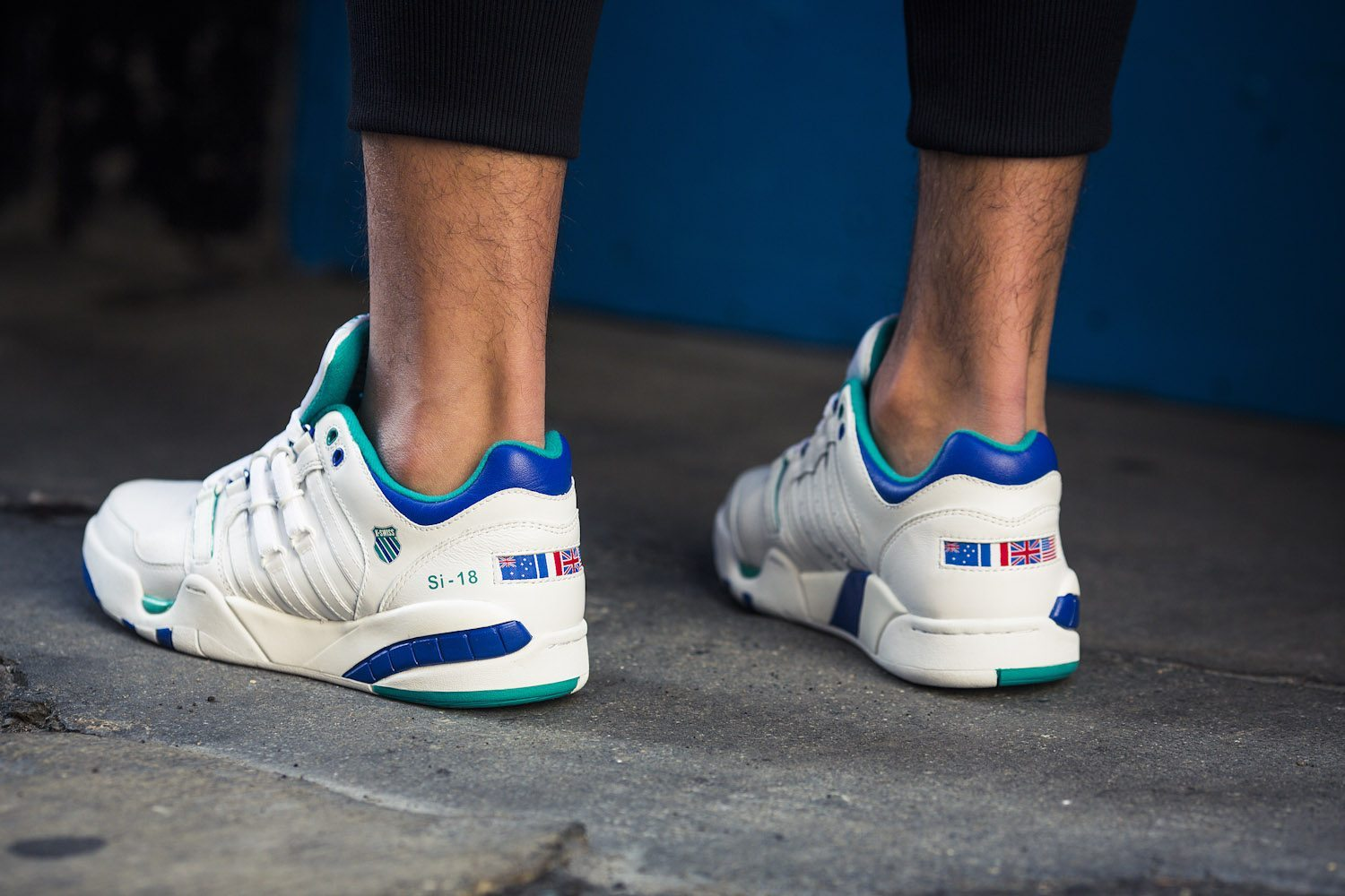 K Swiss The Majors Pack 6