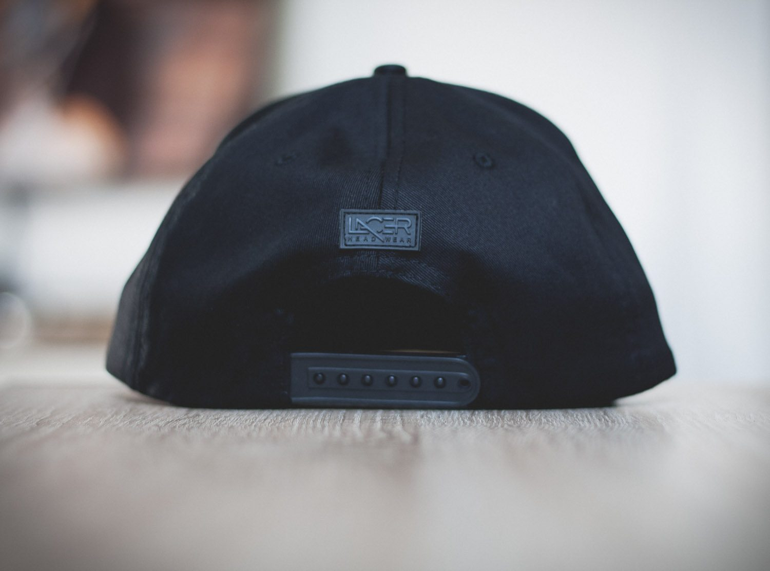 Lacer Headwear All Black Review 12