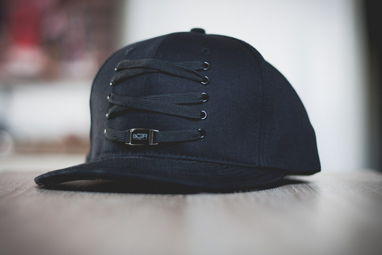Lacer Headwear All Black Review 14