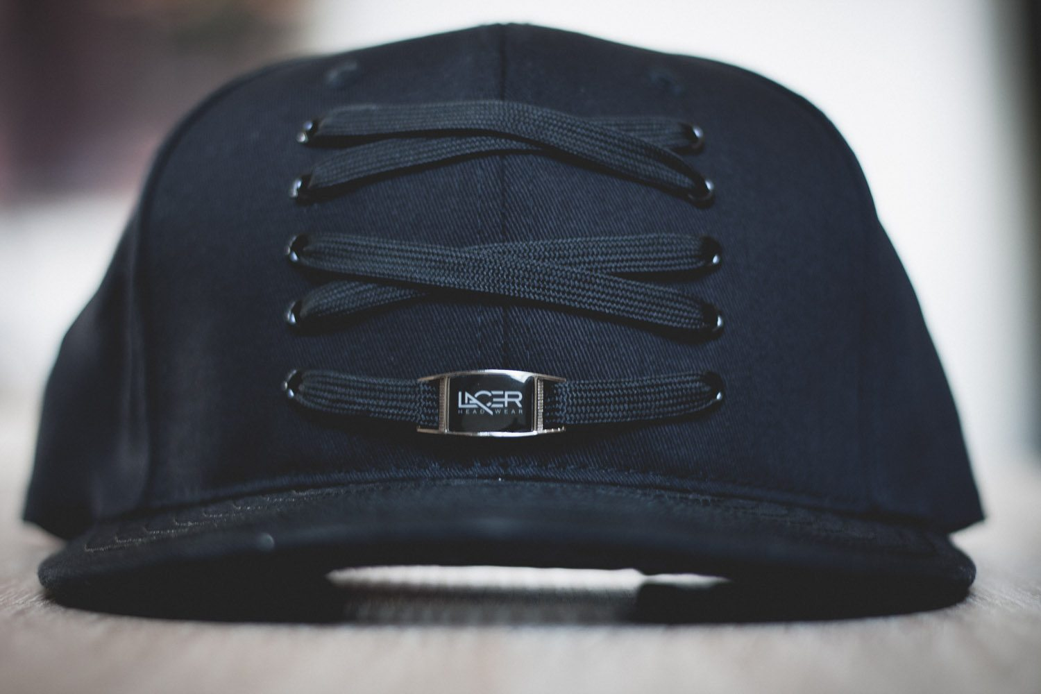 Lacer Headwear All Black Review 16