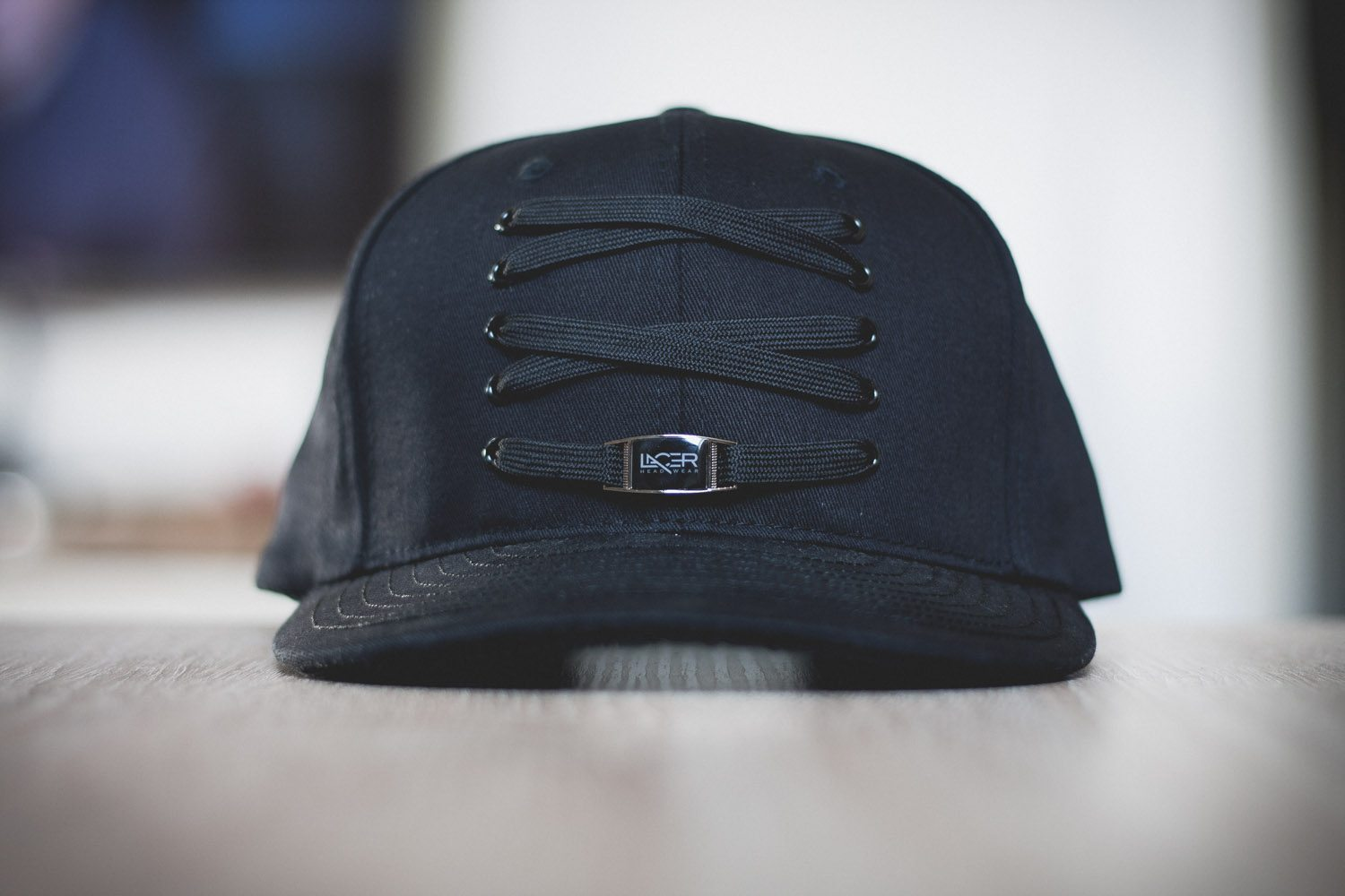 Lacer Headwear All Black Review 3