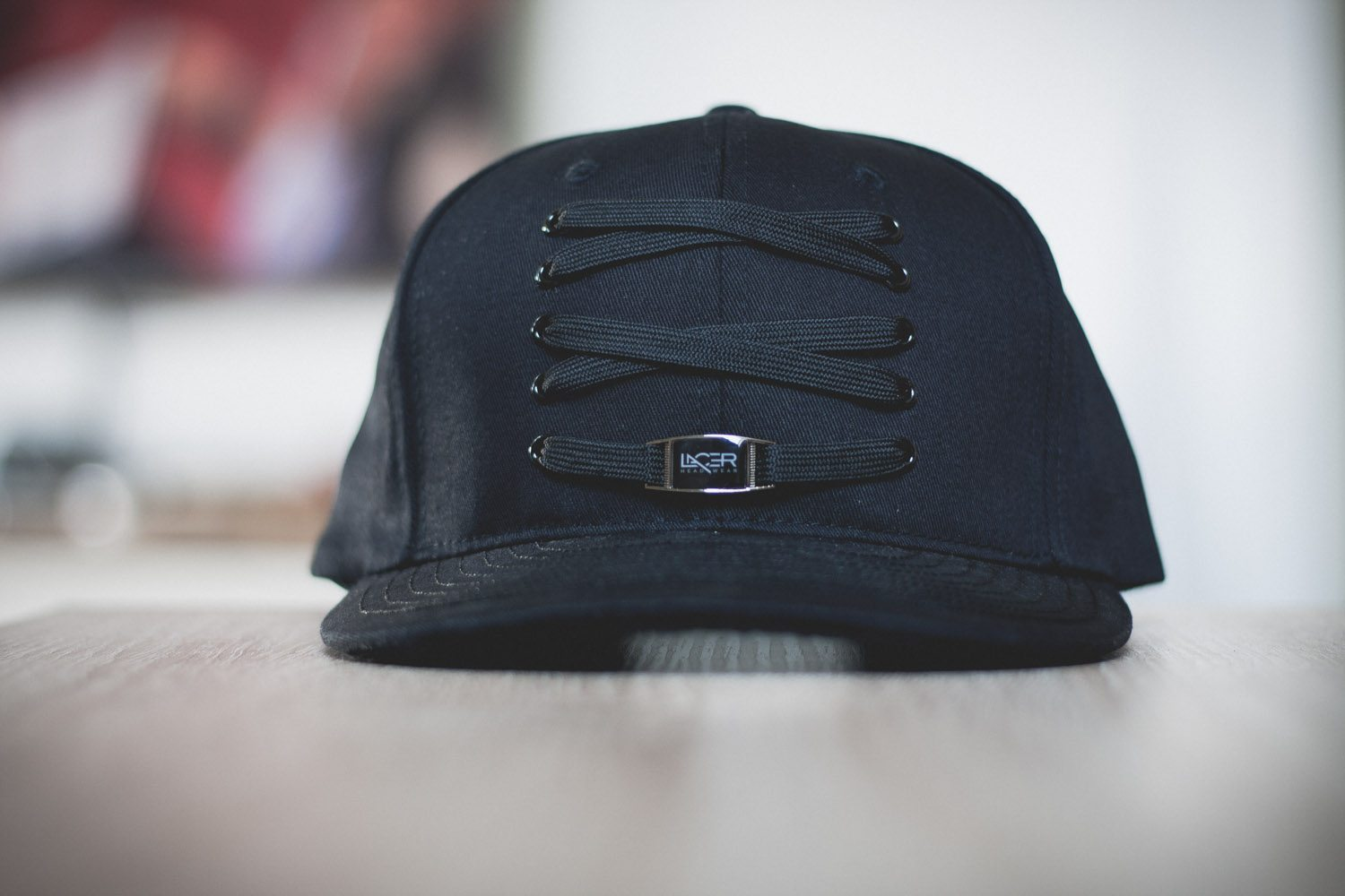 Lacer Headwear All Black Review 4