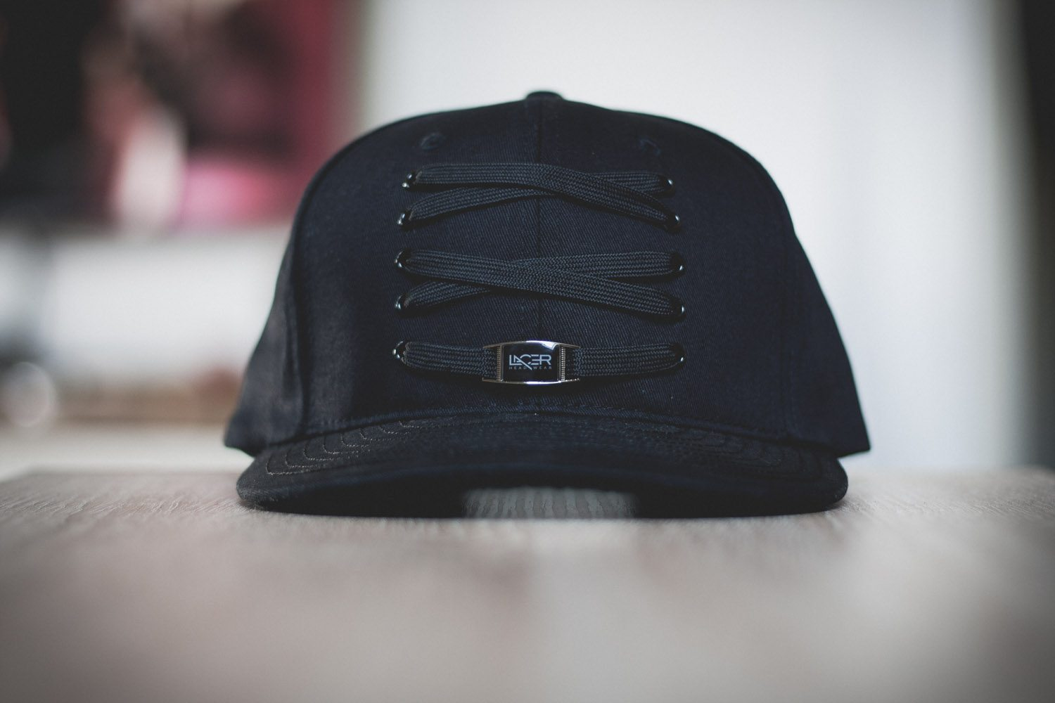 Lacer Headwear All Black Review 5
