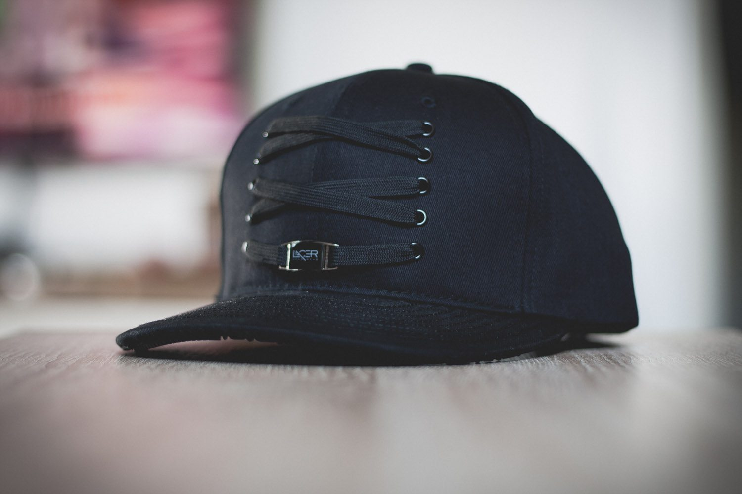 Lacer Headwear All Black Review 6