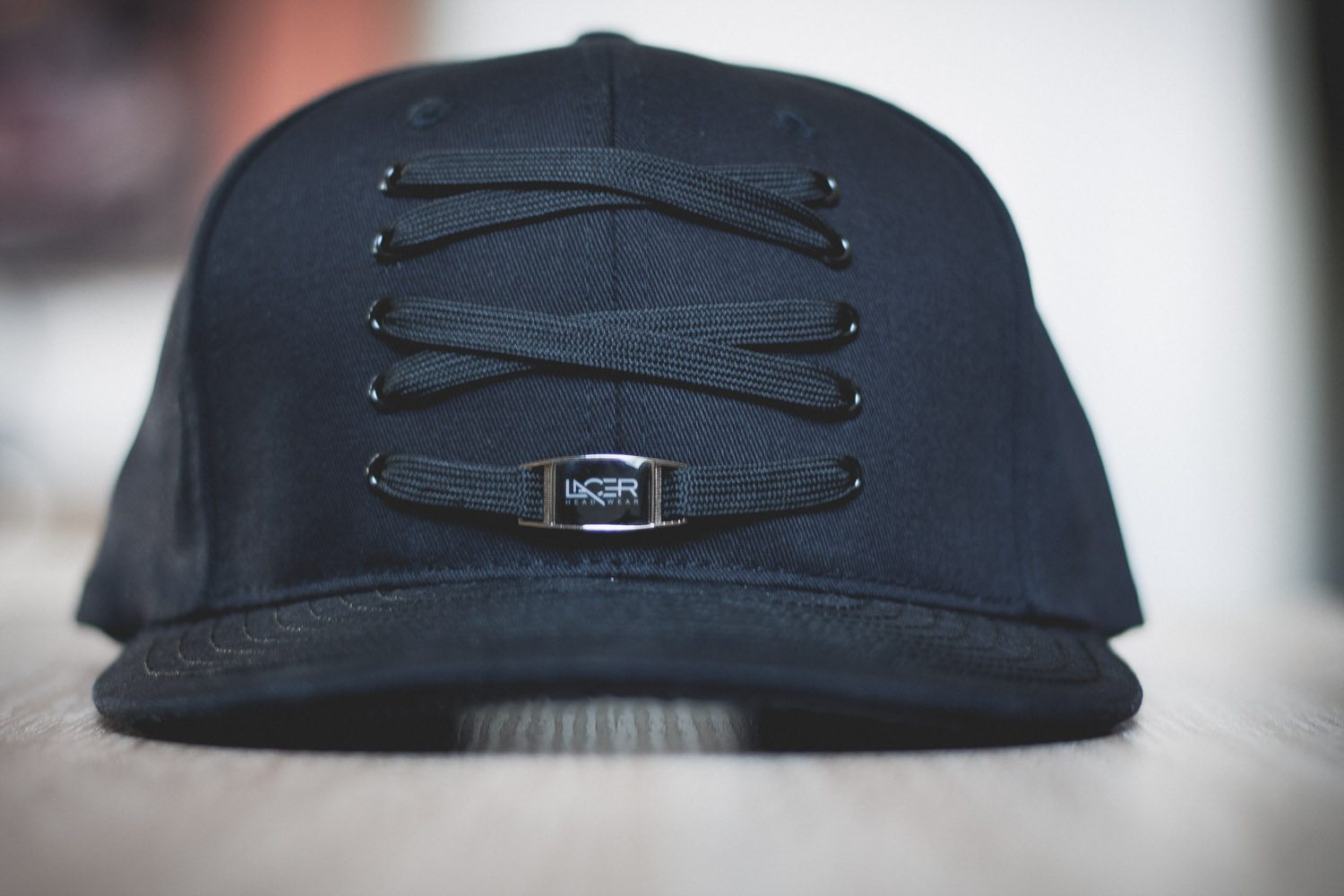 Lacer Headwear All Black Review 7