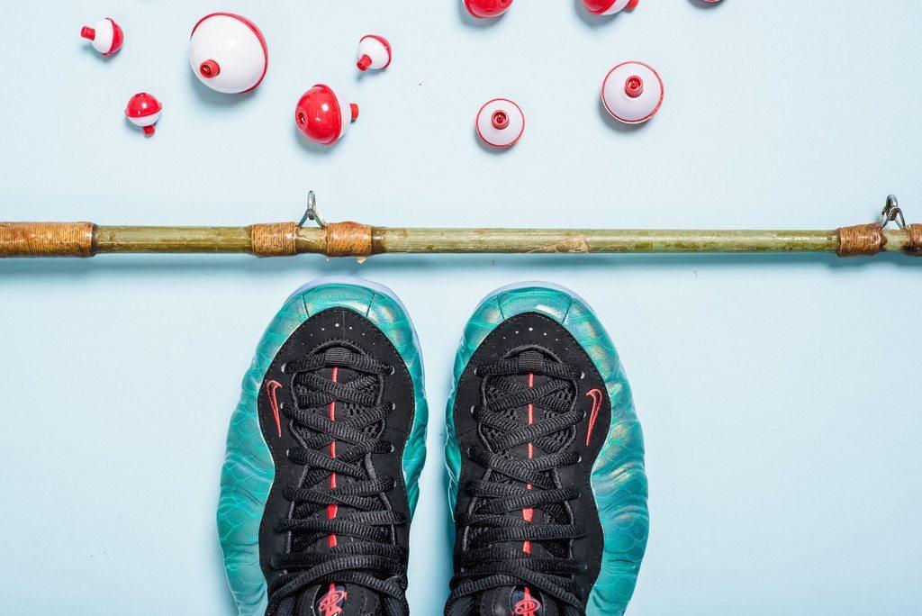 Nike Air Foamposite One Gone Fishing 4