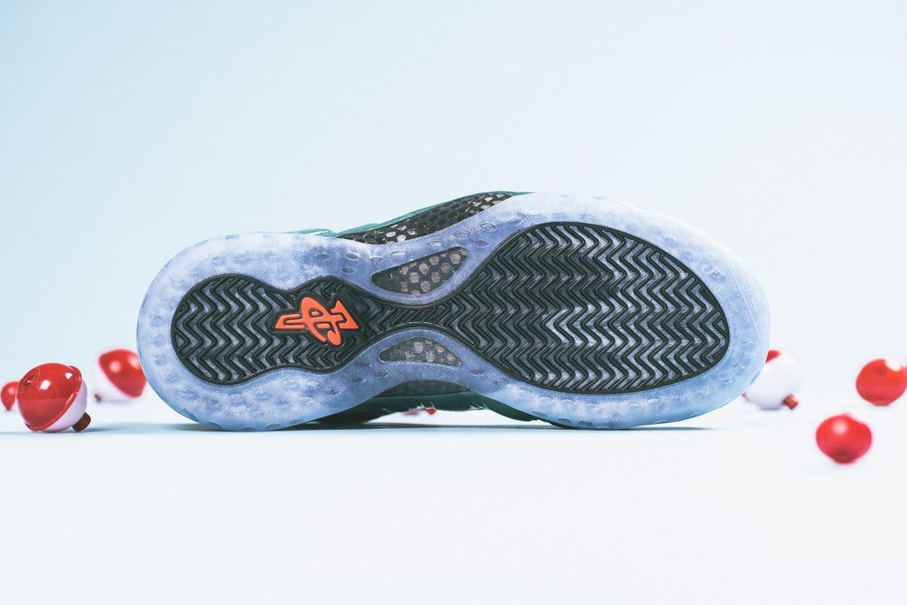 Nike Air Foamposite One Gone Fishing 5