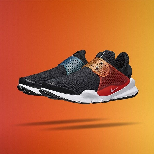 NikeLab Sock Dart SP Be True