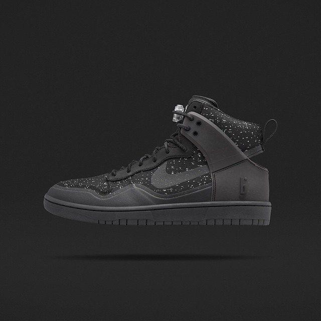 NikeLab x Pigalle Dunk Lux