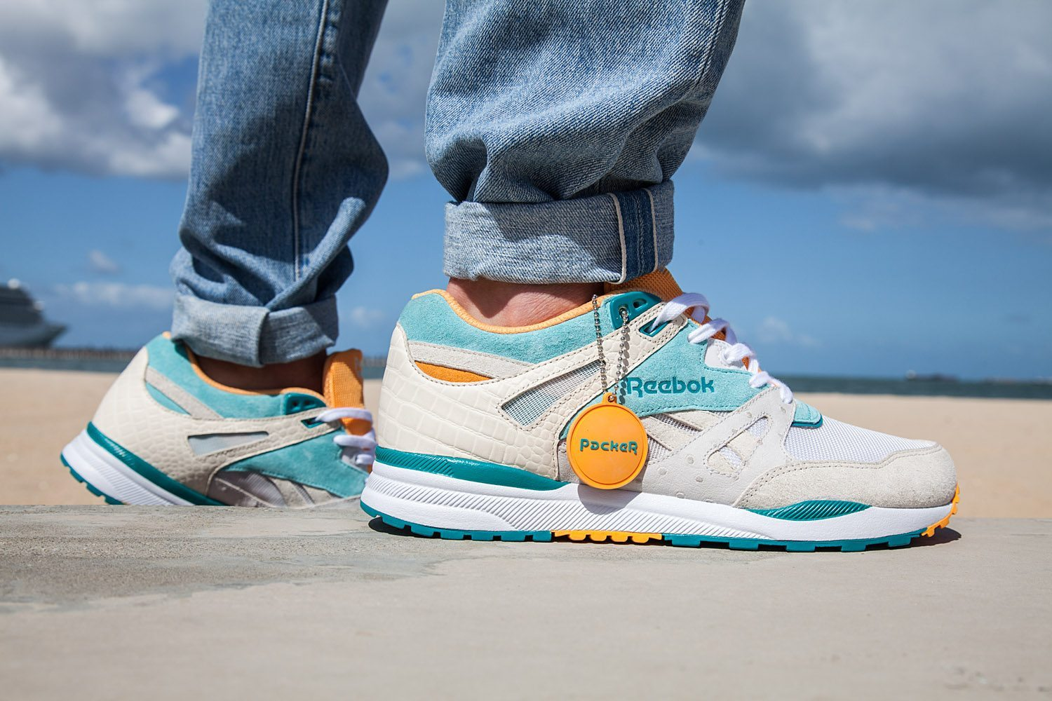 Packer Shoes x Reebok Classic Ventilator Summer 4