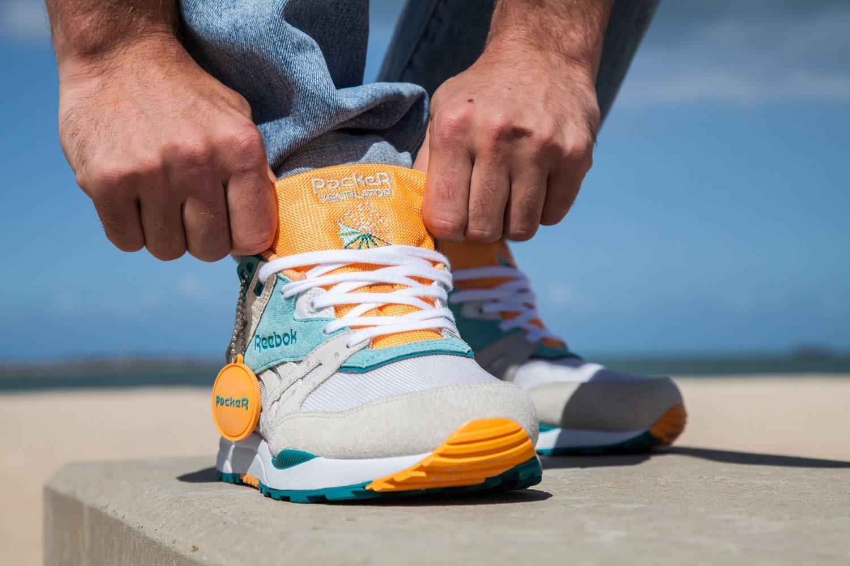 Packer Shoes x Reebok Classic Ventilator Summer 5
