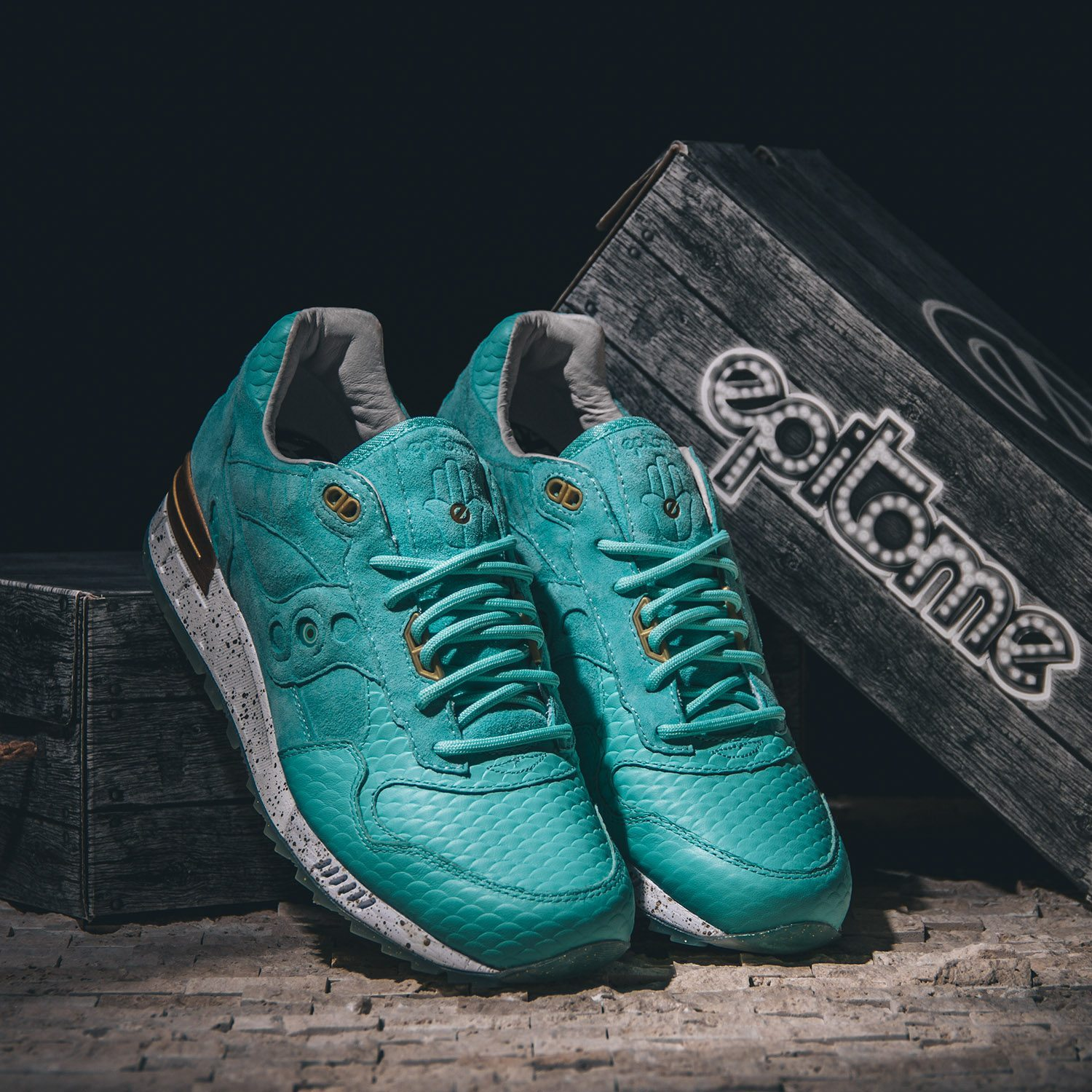 Saucony x Epitome The Righteous One 110