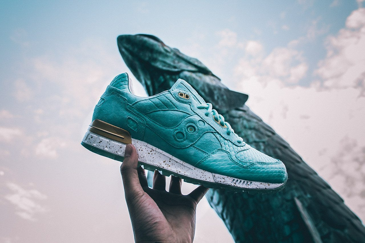 Saucony x Epitome The Righteous One 12