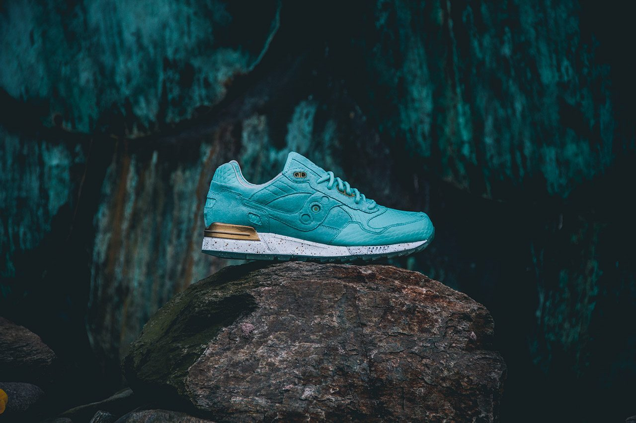 Saucony x Epitome The Righteous One 13