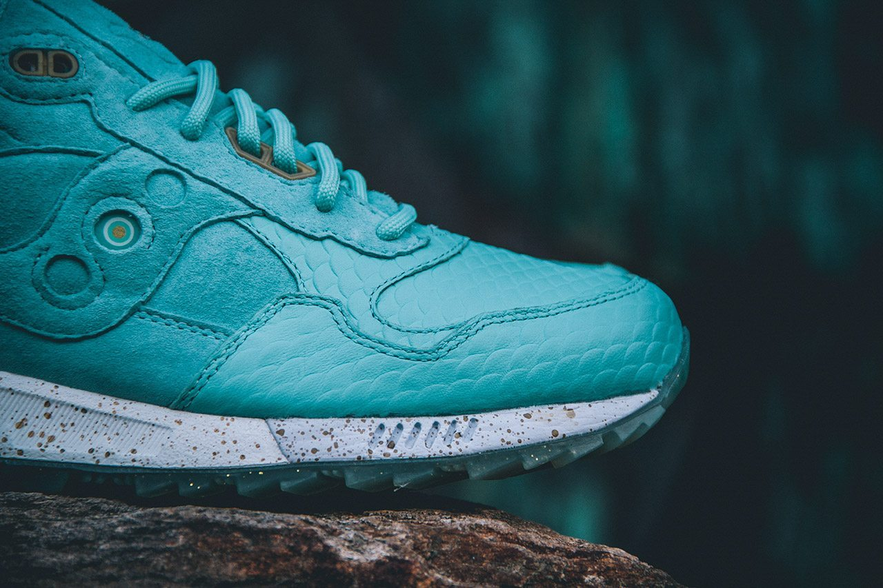 Saucony x Epitome The Righteous One 14