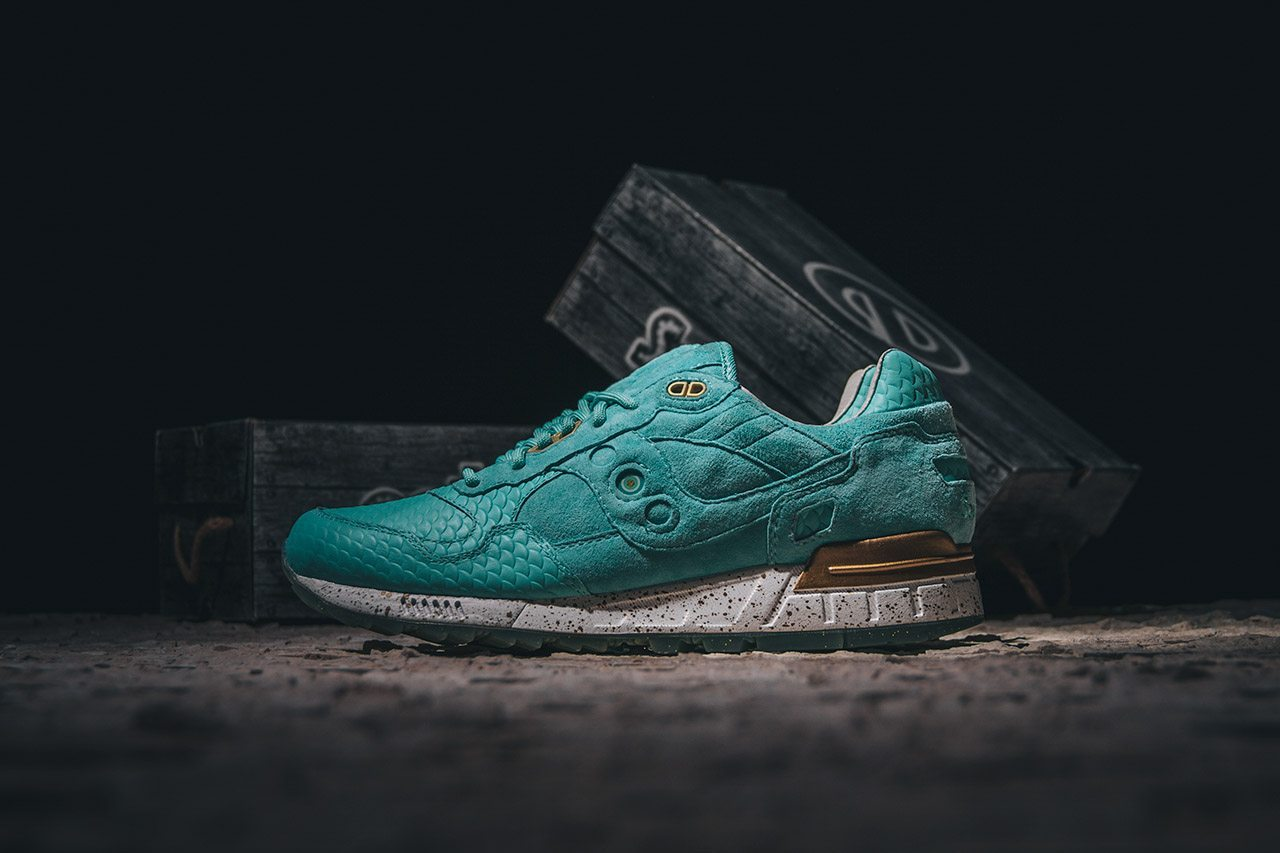 Saucony x Epitome The Righteous One 16