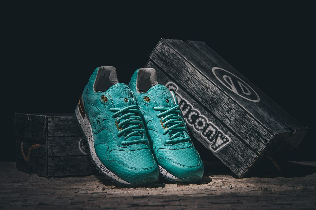 Saucony x Epitome The Righteous One 17