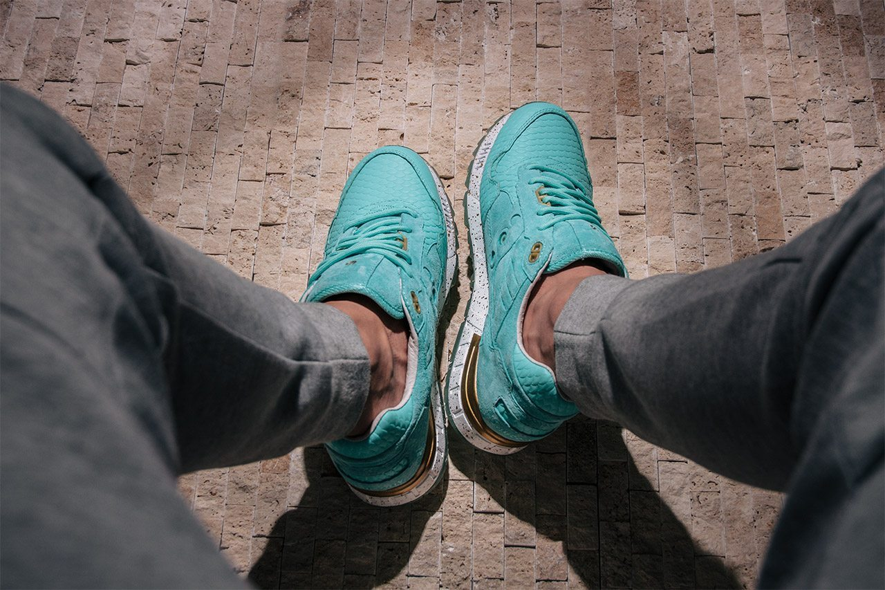 Saucony x Epitome The Righteous One 19