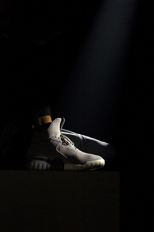 adidas Originals Tubular Series Paris Fashion Week 2