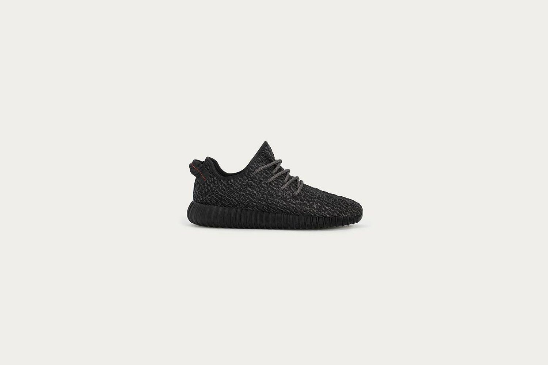 adidas Originals Yeezy Boost 350 Black Pirate 11