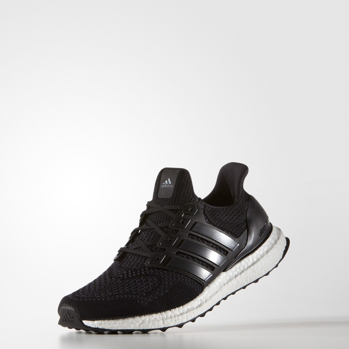 adidas Ultra BOOST Black White 2