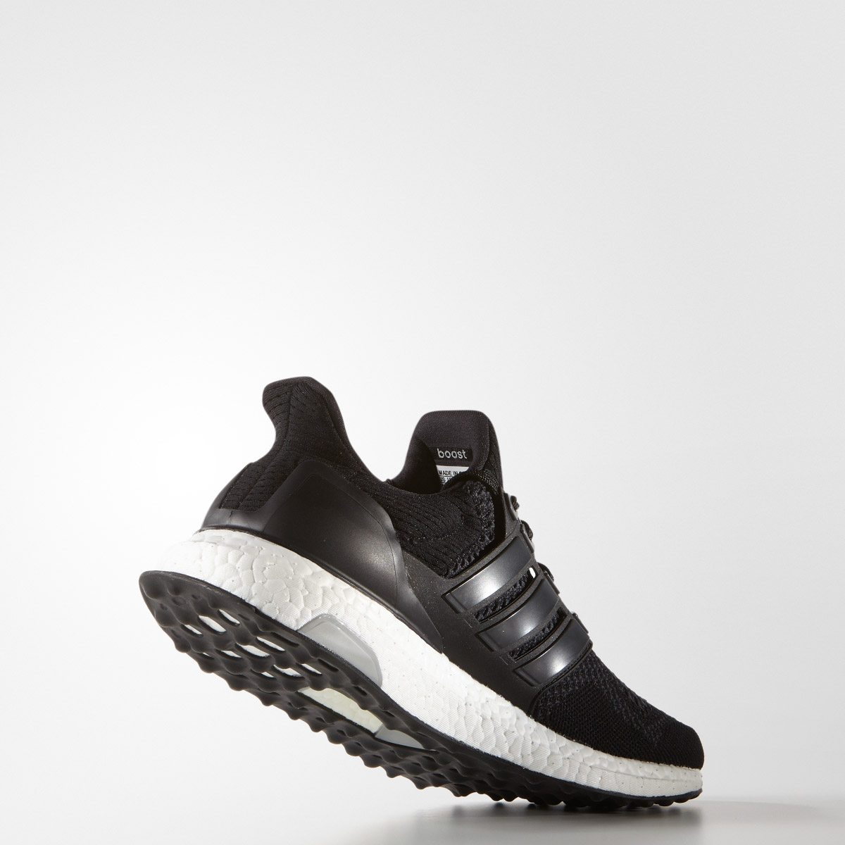 adidas Ultra BOOST Black White 7