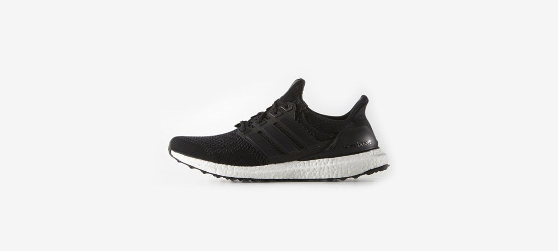 adidas Ultra Boost Black 1110x500